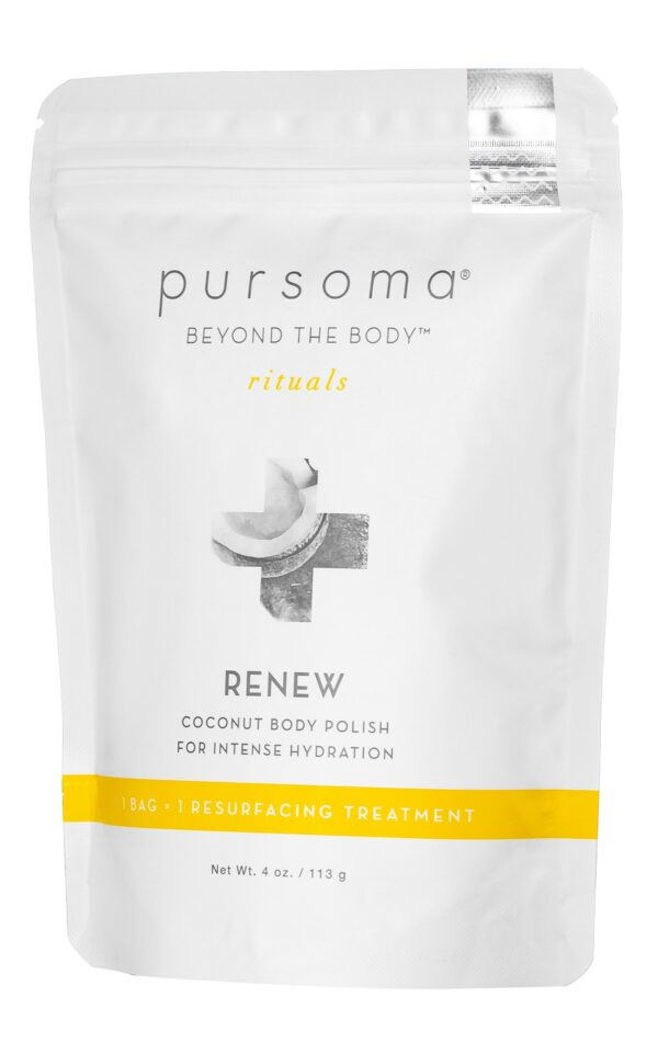 Renew - Coconut Body Polish for Intense Hydration